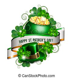 Patrick day card