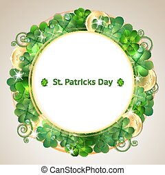 Patricks Day card
