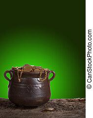 Patrick's pot