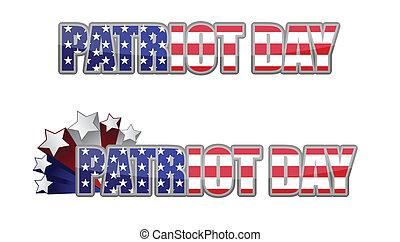 Patriot Day / september 11