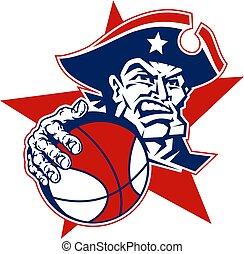 patriota, pallacanestro