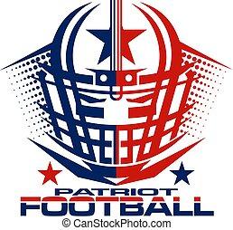 patriote, football