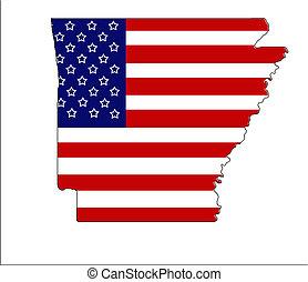 Patriotic Arkansas2
