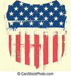 patriotic coat of arms