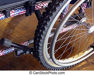 Patriotic Wheels