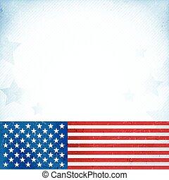 patriottico, stati uniti, fondo