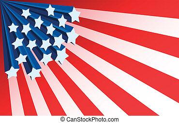 patriotyczny, tło