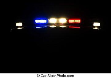 patrouille, nuit