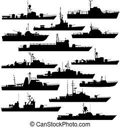 patrull båt