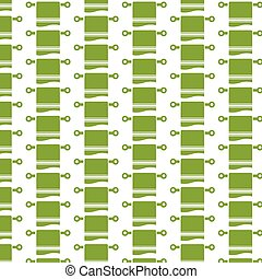 Pattern background towel icon