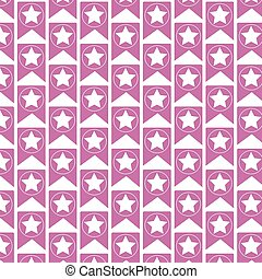 Pattern background Web Bookmark Ribbon Icon