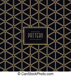 pattern background with triangle shapes