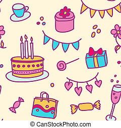 pattern birthday