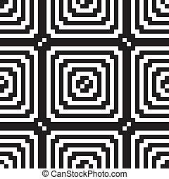 Pattern black & white