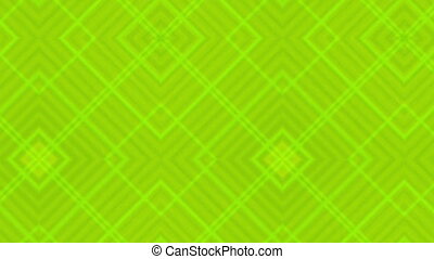 Pattern Cam Move Loop Green