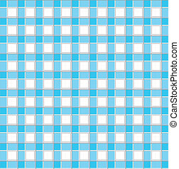 Pattern color, geometry box, seamless vector background