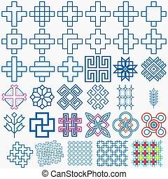 Pattern Design Set