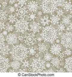 pattern., eps, struktura, seamless, elegancki, 8, boże narodzenie