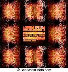 pattern., etniczny