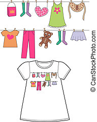 pattern for childrens clothes