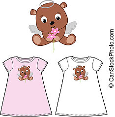 pattern for childrens wear