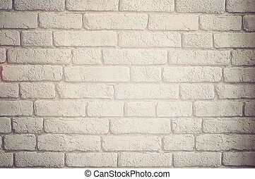 Pattern from brick wall, vintage