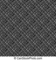 pattern from white lines on black background