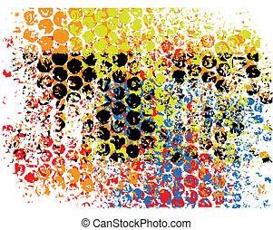 pattern grunge background