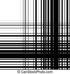 pattern., lines., cuadrícula, seamlessly, repeatable, cruzados