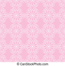 pattern made of valentines
