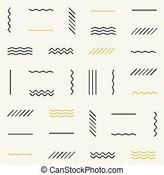 pattern., megvonalaz, seamless, geometriai