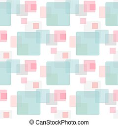 pattern modern style of rectangles