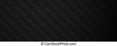 pattern., noviny, čerň, textured, geometrický standarta