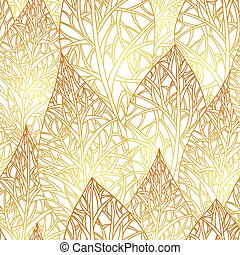pattern of autumn leaves.eps
