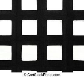 Pattern of Block Wall
