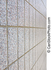 Pattern of Marble block wall 2