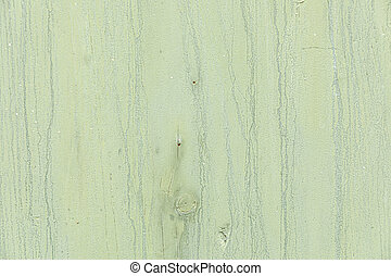 pattern of old green wooden wall