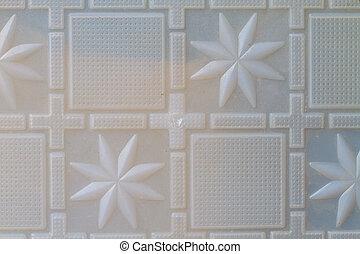 Pattern of seamless Glass