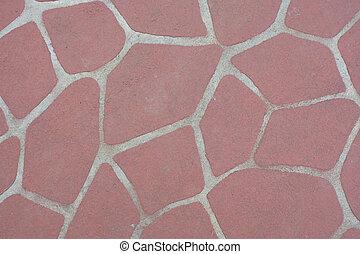pattern of wall brick