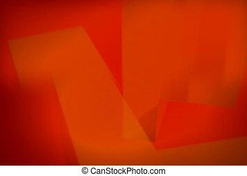 pattern, orange, red