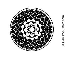 Pattern overlay vector