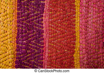 Pattern Peru traditional Fabric Background colourful Texture...