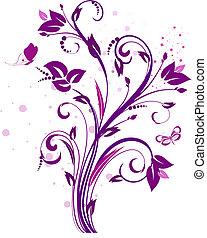 pattern plum