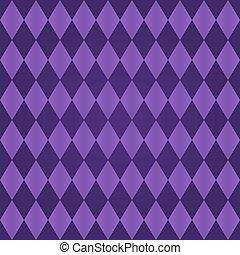 pattern-purple, seamless, harlekijn