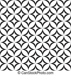 pattern., retro, seamless