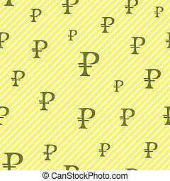 pattern., rublo