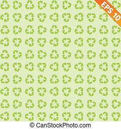 Pattern seamless background - Vector illustration - EPS10