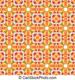 Pattern Seamless Design Vector Art