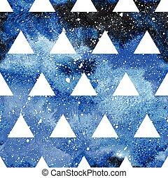 pattern., seamless, galaxia