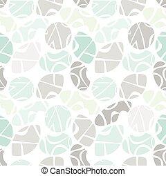pattern., seamless, illustration, hand, vektor, stilig, oavgjord